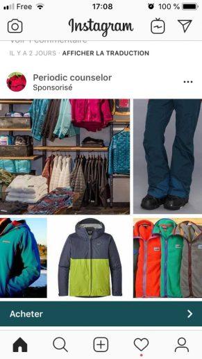 Faire de la pub Instagram | Le guide pour les petits commerçants